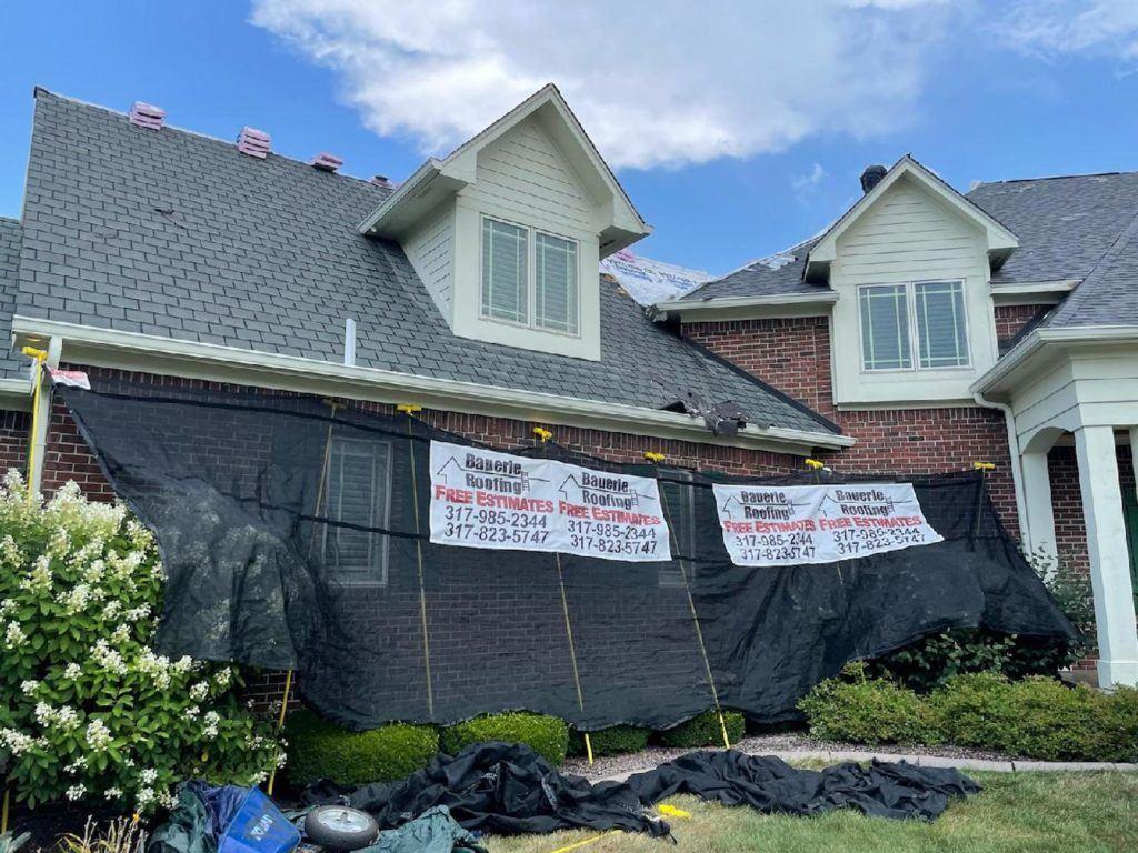Protective Debris Covering