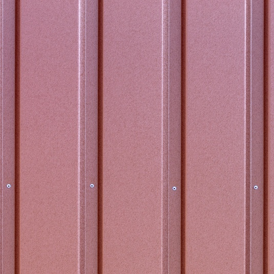 Courrugated Metal Siding