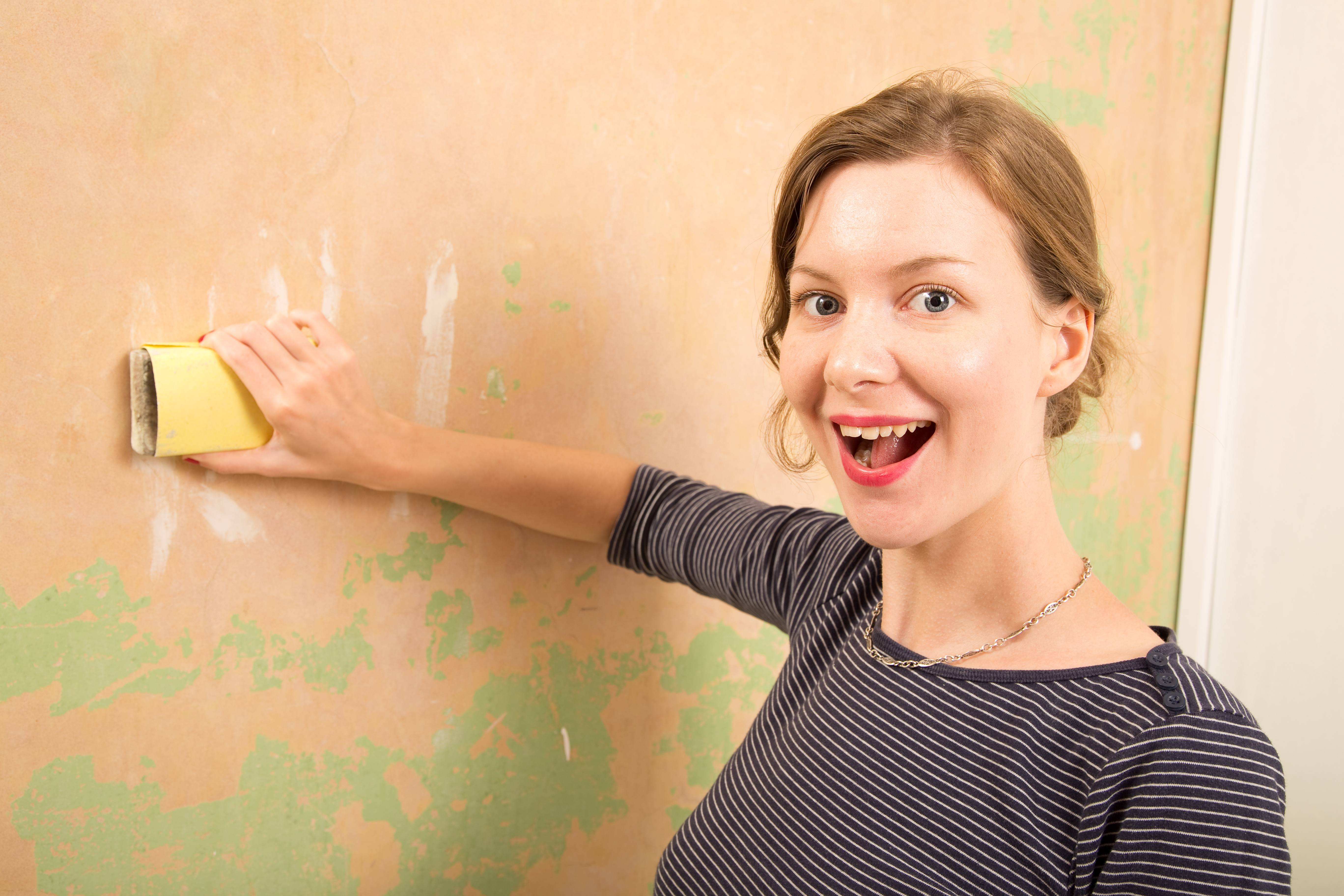 How to fix uneven drywall